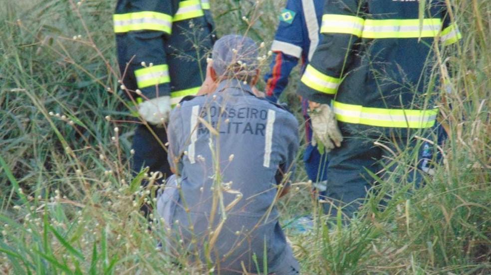 Jovenildo Cardoso da Silva estava trabalhando na hora do acidente.  — Foto: Blog do Braga