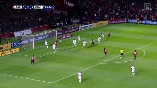 Atlético-MG perde para Colón na semifinal da Copa Sul-Americana