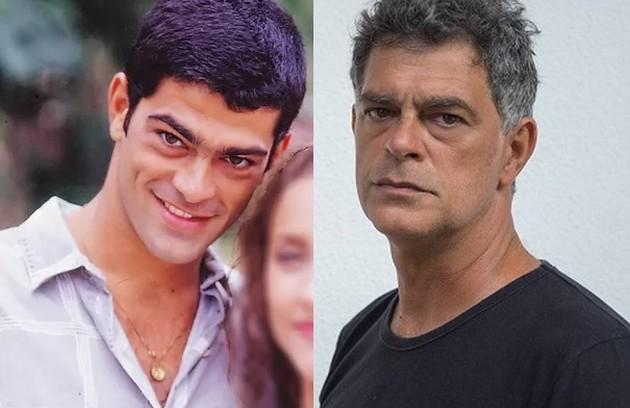Eduardo Moscovis foi o pescador Tito. O ator é um dos protagonista de 'Bom dia, Verônica', da Netflix (Foto: Reprodução)