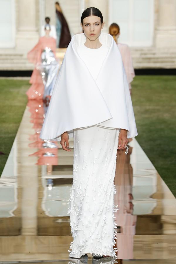 Givenchy alta-costura inverno 2019 (Foto: Imaxtree)