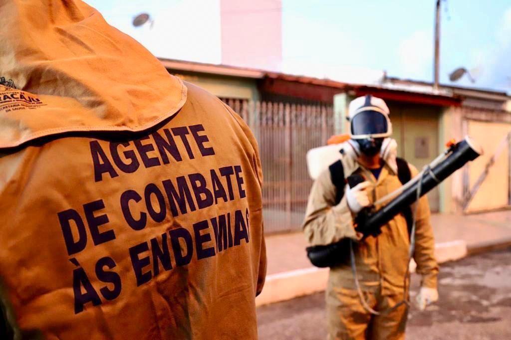 Aracaju tem médio risco para surto de infestação do Aedes aegypti, aponta LIRAa