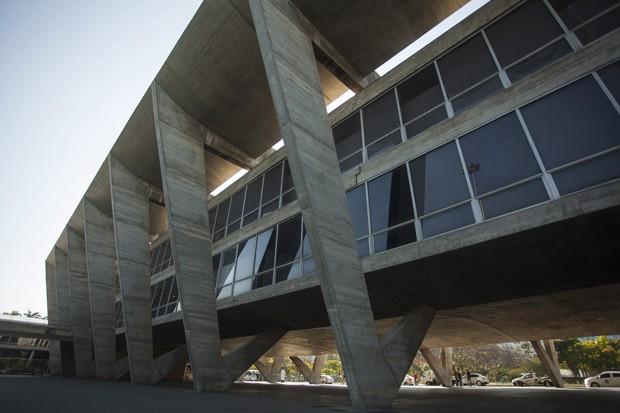 Museu Nacional: relembre outros incêndios em instituições culturais no país (Foto: Gabriel Monteiro/Agência O Globo)