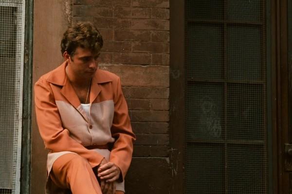 O ator Gianni Russo em cena de O Poderoso Chefao (1972) (Foto: Reprodução)