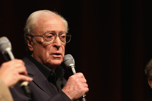 O astro inglês Michael Caine (Foto: Getty Images)