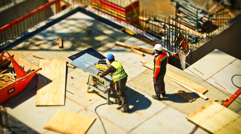 construção, material, obra (Foto: Reprodução/Pexels)