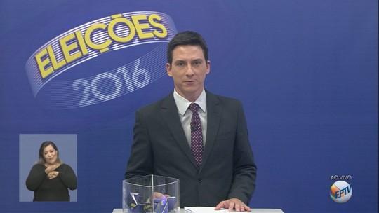 Candidatos à Prefeitura de Ribeirão Preto comparam propostas na EPTV
