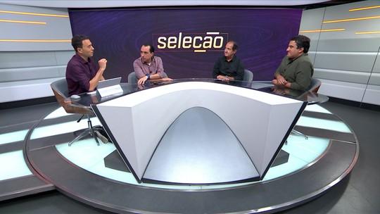 Seleção recupera comentários nas transmissões dos jogos recentes do Corinthians