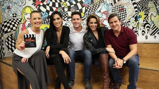 Jaqueline Carvalho revela vontade de virar apresentadora de TV