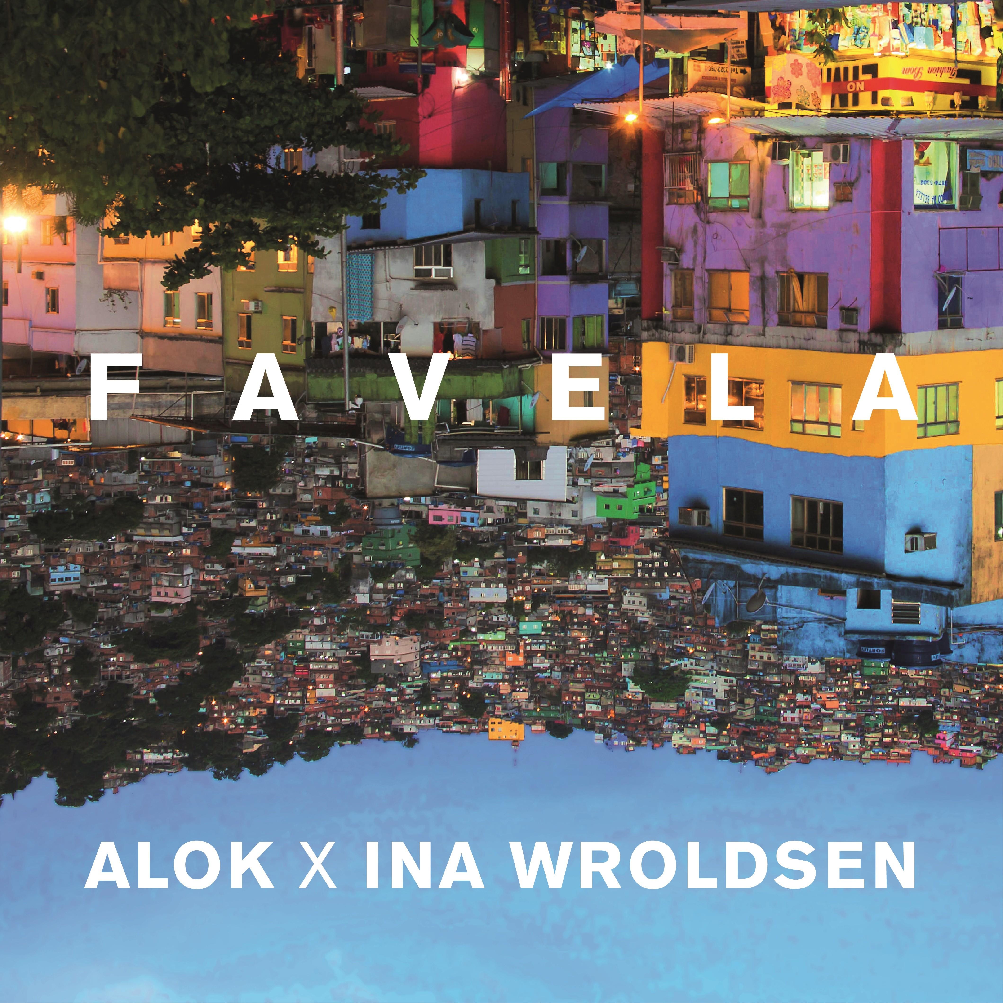 DJ Alok se une a Ina Wroldsen e joga na pista o single 'Favela', olhar da artista norueguesa sobre comunidades do Rio 2