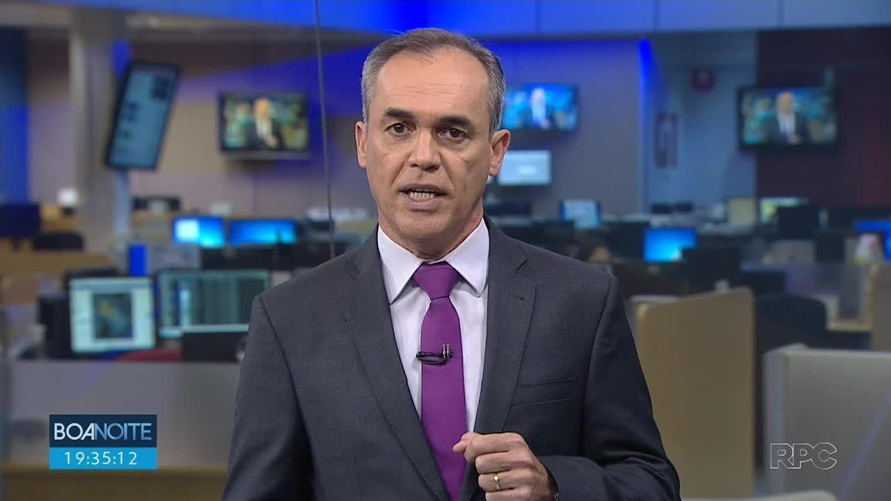 VÍDEOS: Boa Noite Paraná de segunda-feira, 19 de outubro