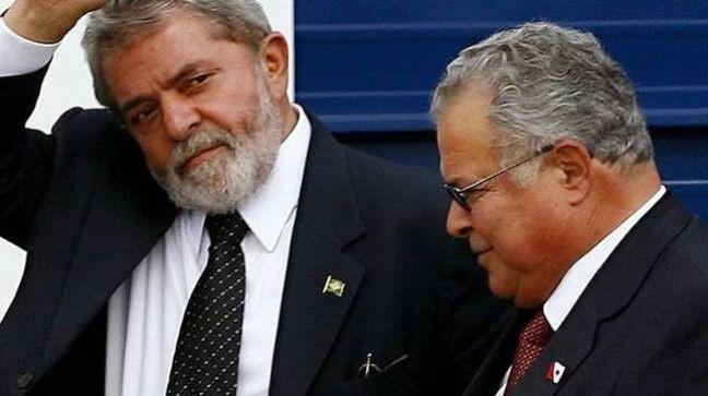 Lula e Emílio Odebrecht