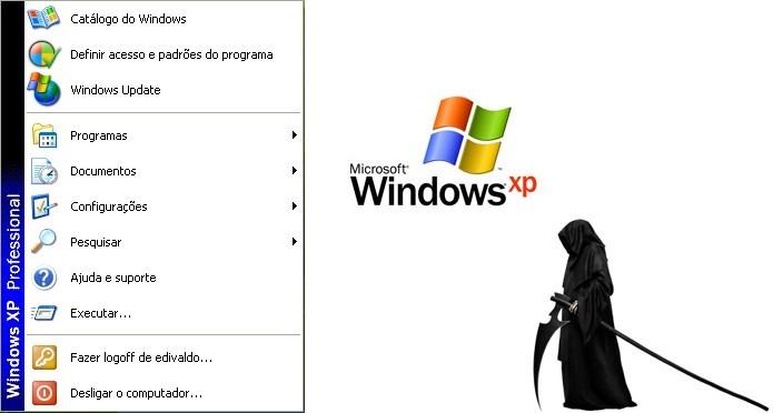 Conheças as funções exclusivas do Windows XP que morreram com ele (Foto: Montagem/Edivaldo Brito)