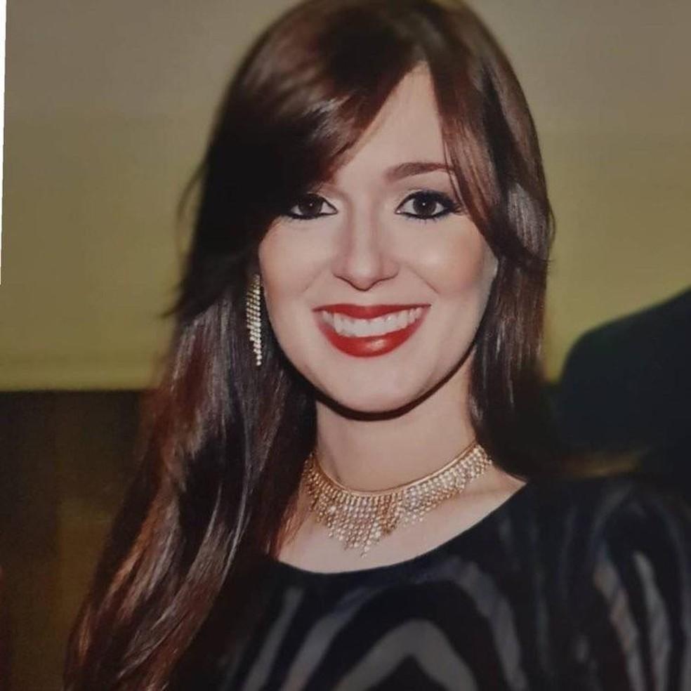 Ana Paula Silveira Parente é promotora em São Félix do Araguaia (MT) — Foto: Arquivo pessoal