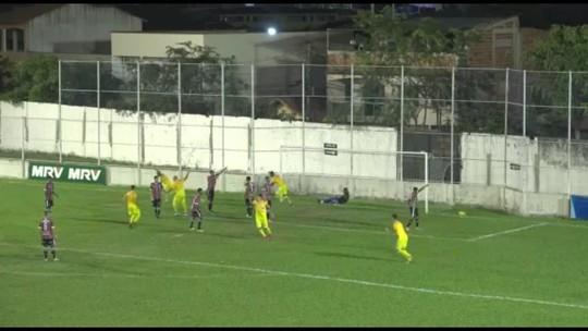 Brasiliense vence o Serra, é beneficiado pela derrota do Ituano e fica na liderança do Grupo A13