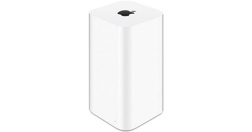 Como usar o AirPort Time Capsule da Apple como HD externo