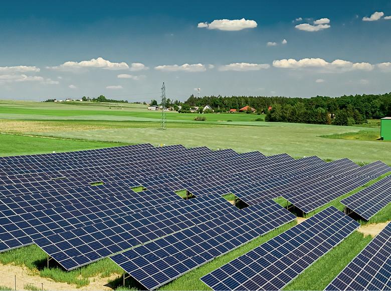 Energia solar no campo (Foto:  )