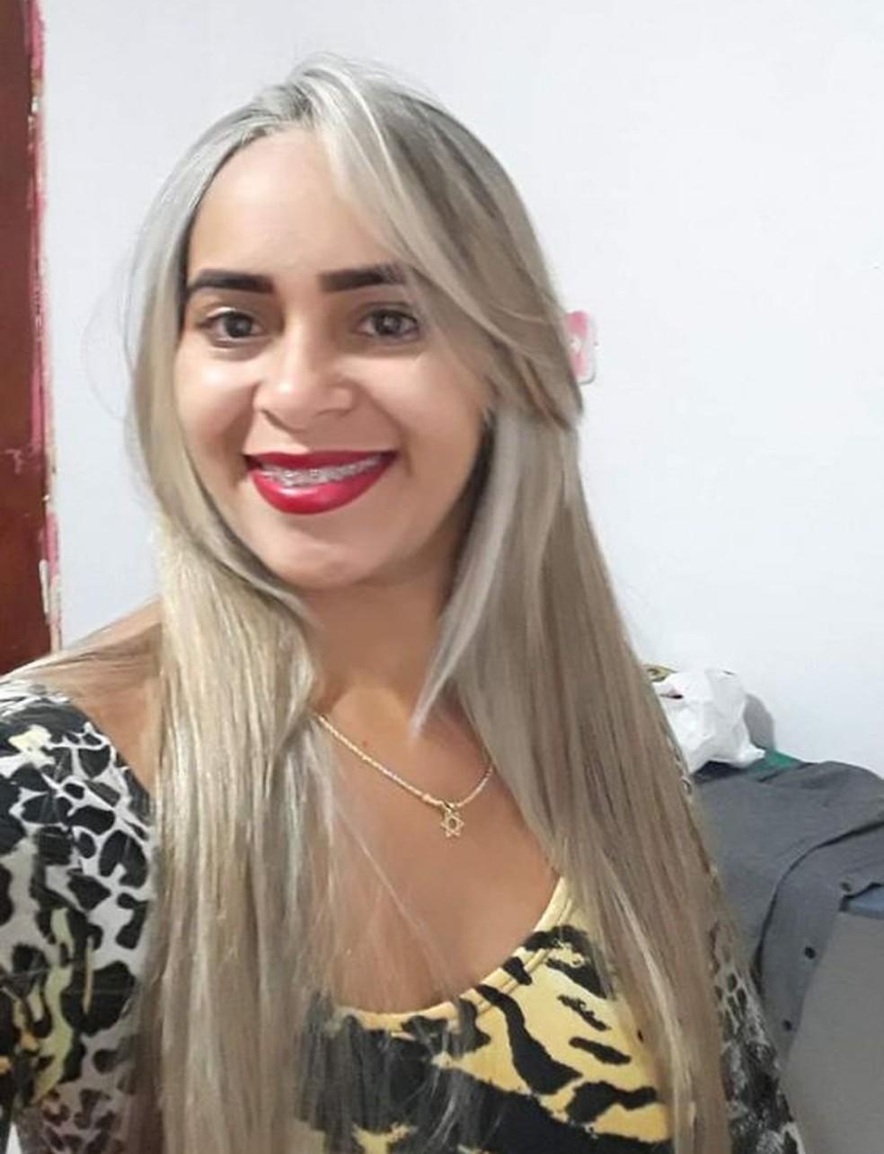 Rayra dos Santos Feitosa, de 25 anos, era dona de uma pizzaria em Presidente Dutra (MA) — Foto: Divulgação/Polícia