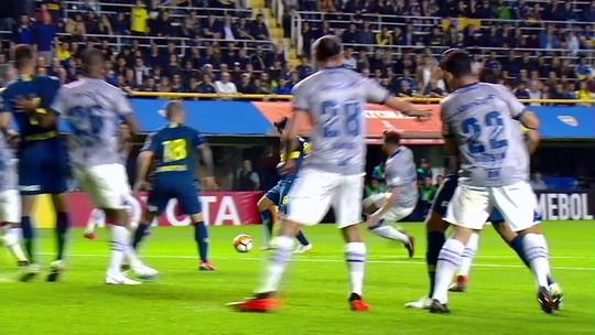 Assista aos melhores momentos da derrota do Cruzeiro para o Boca