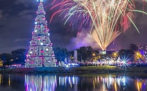 Conheça as árvores de Natal ao redor do mundo