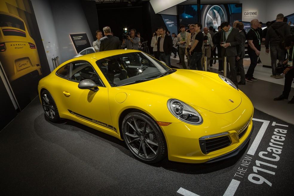 Porsche 911 T (Foto: Divulgação)