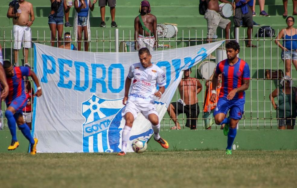 Por causa de um gol, o Goytacaz não disputará a Taça Guanabara do Carioca 2017 (Foto: Bruninho Volotão)