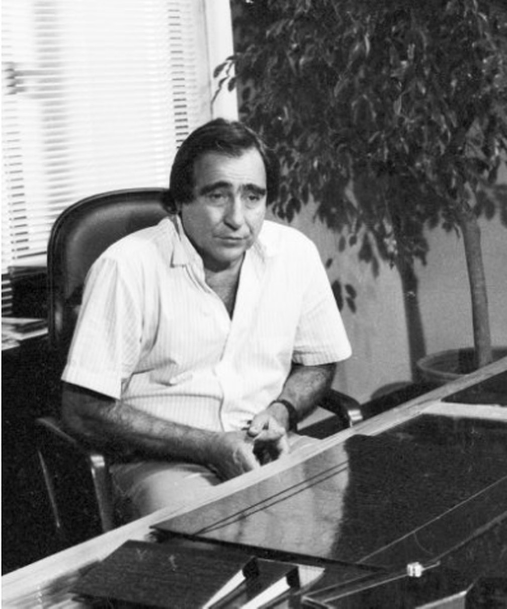 Luis Gustavo em Mico Preto, 1990.  — Foto: Acervo/Globo