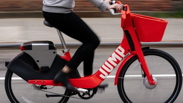 JUMP Bikes (Foto: Divulgação)