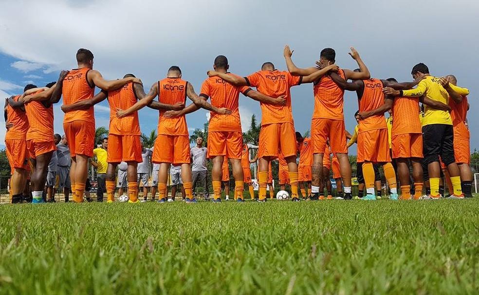 Volta Redonda é o único clube carioca na Série C deste ano (Foto: Pedro Borges/Fair Play Assessoria)