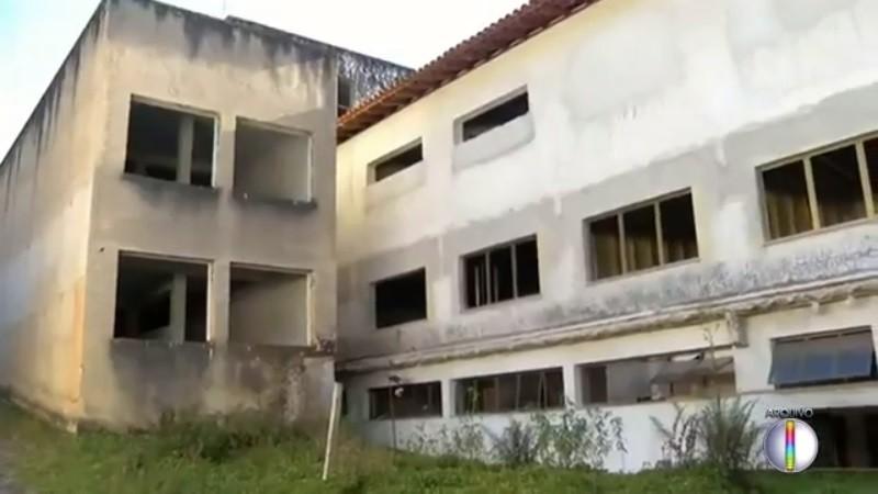 181338ea9 Incêndio atinge obra do Hospital do Câncer em Nova Friburgo