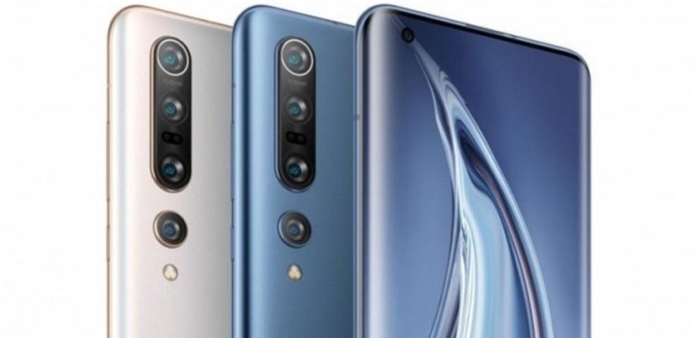 Xiaomi Mi 10 Pro foi coroado com a melhor câmera pelo portal DxOMark. O smartphone chinês também ganhou na categoria áudio — Foto: Divulgação/Xiaomi