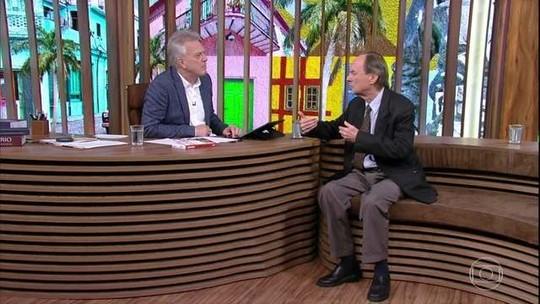Pedro Bial detalha vida de Che Guevara: 'Ele provoca tudo, menos indiferença'
