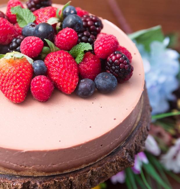 receita-de-cheesecake-de-nutella-de-liquidificador (Foto: Divulgação)