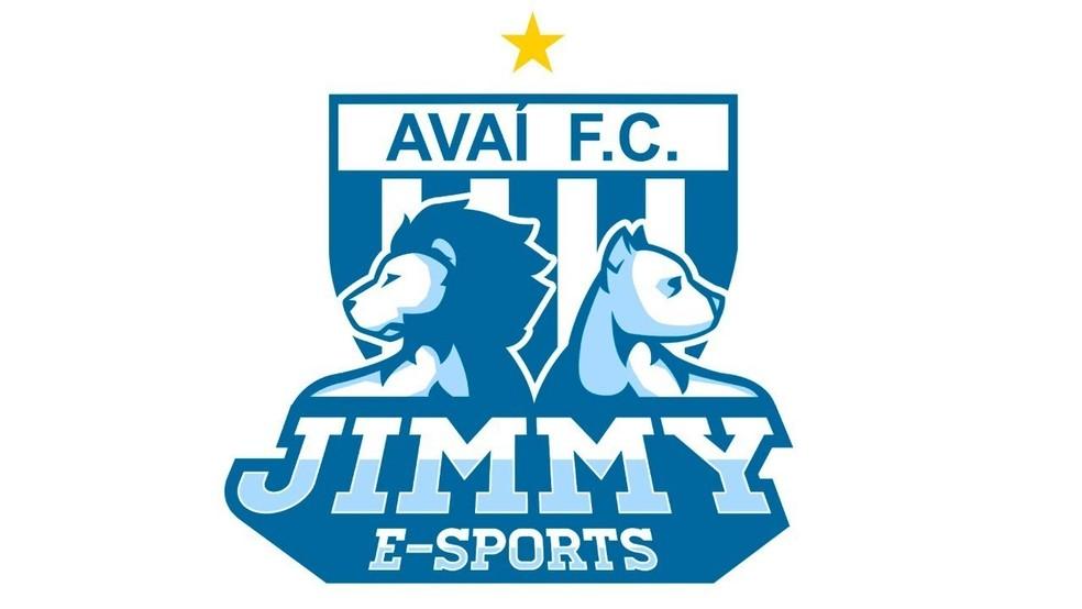 A parceria do Avaí com o Jimmy e-Sports rendeu muitos frutos, mas atualmente está inativa — Foto: Avaí/Divulgação