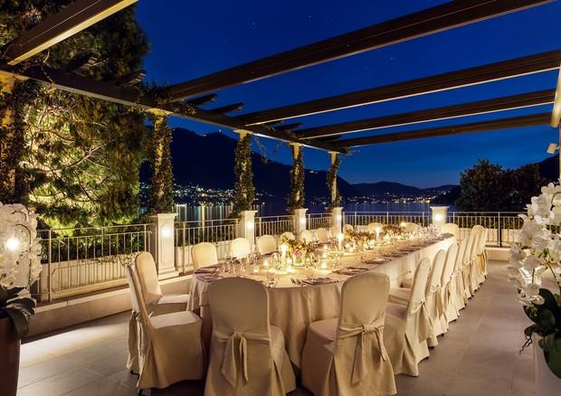 Cenários deslumbrantes para um destination wedding no Lago di Como, na Itália (Foto: Divulgação)
