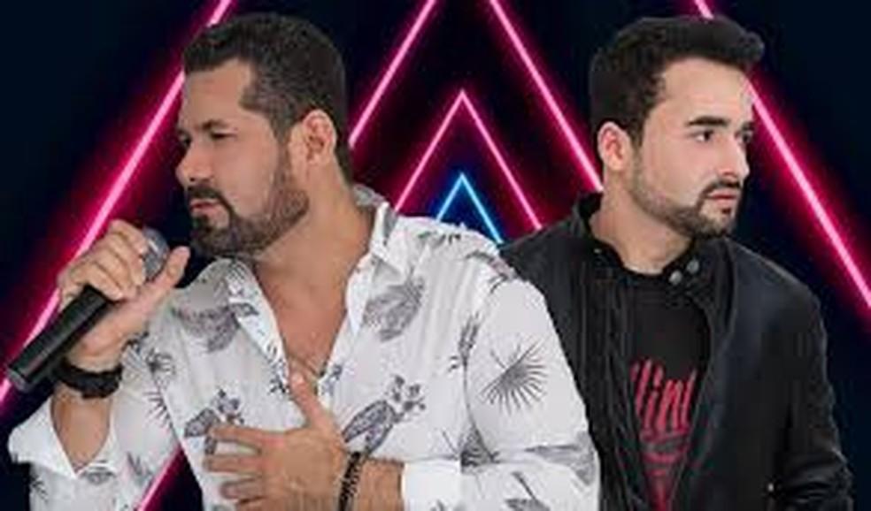 Rick e Ramon — Foto: Divulgação