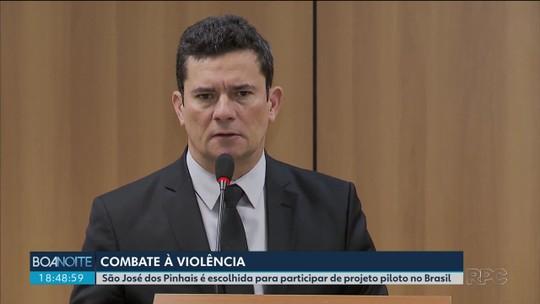 São José dos Pinhais está entre cinco cidades brasileiras escolhidas para receber programa contra violência