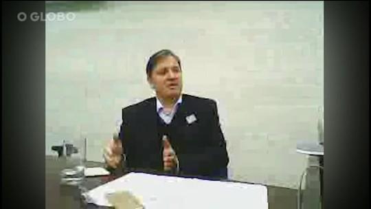 Ex-assessor de Temer, Rocha Loures presta depoimento