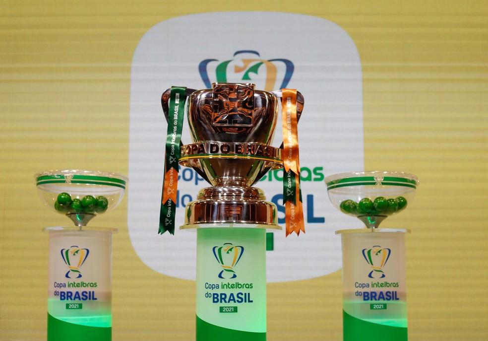 Copa do Brasil — Foto: Reprodução