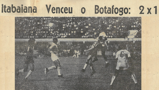 Itabaiana derrotou o time alvinegro por 2 a 1 no Brasileiro (Foto: Arquivo/Matheus Lima)