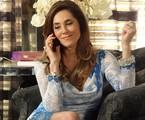 Christiane Torloni é a vilã Teresa Cristina, uma mulher fútil e cheia de preconceitos. Herdeira de uma fortuna, ela é casa com René e é mãe de Patrícia e René Jr.   | TV Globo