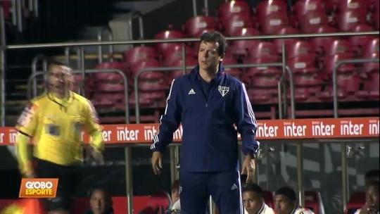 Pressionado, São Paulo enfrenta o Inter por vaga direta na Libertadores