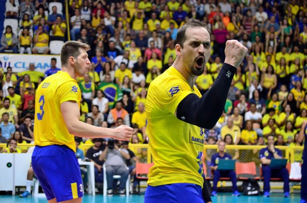 Brasil venceu amistoso contra a China na noite desta quinta-feira (Foto: Danilo Sardinha/GloboEsporte.com)