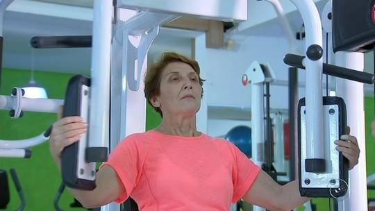 Exercícios físicos não possuem idade certa e são bons para idosos