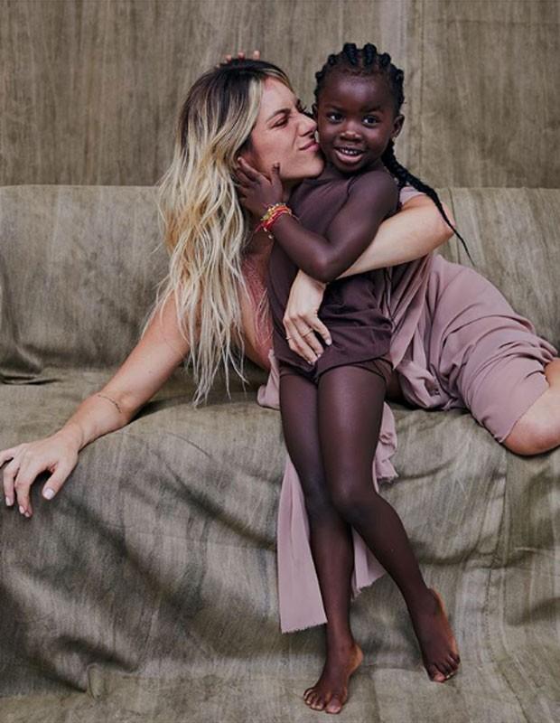 Giovanna Ewbank e a filha, Títi (Foto: Reprodução/Instagram)