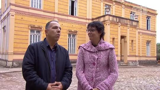 Visita apresenta curiosidades dos prédios do Museu Mariano Procópio em Juiz de Fora
