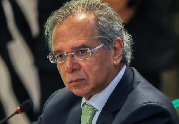 O ministro da Economia, Paulo Guedes (Foto: AFP via BBC)