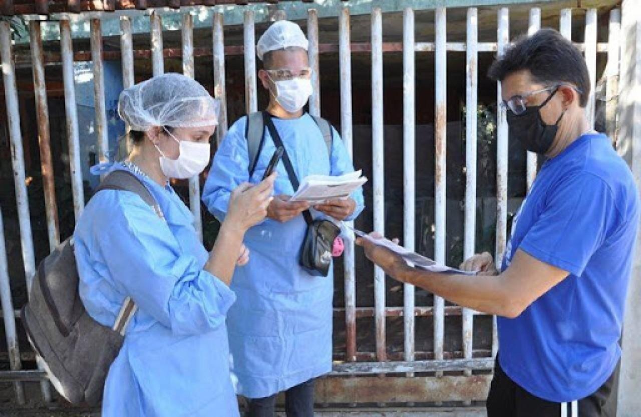 Inicia na quarta-feira, a 3ª fase da pesquisa epidemiológica de covid-19 no Baixo Amazonas