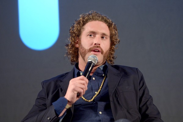 O ator T.J. Miller (Foto: Getty Images)