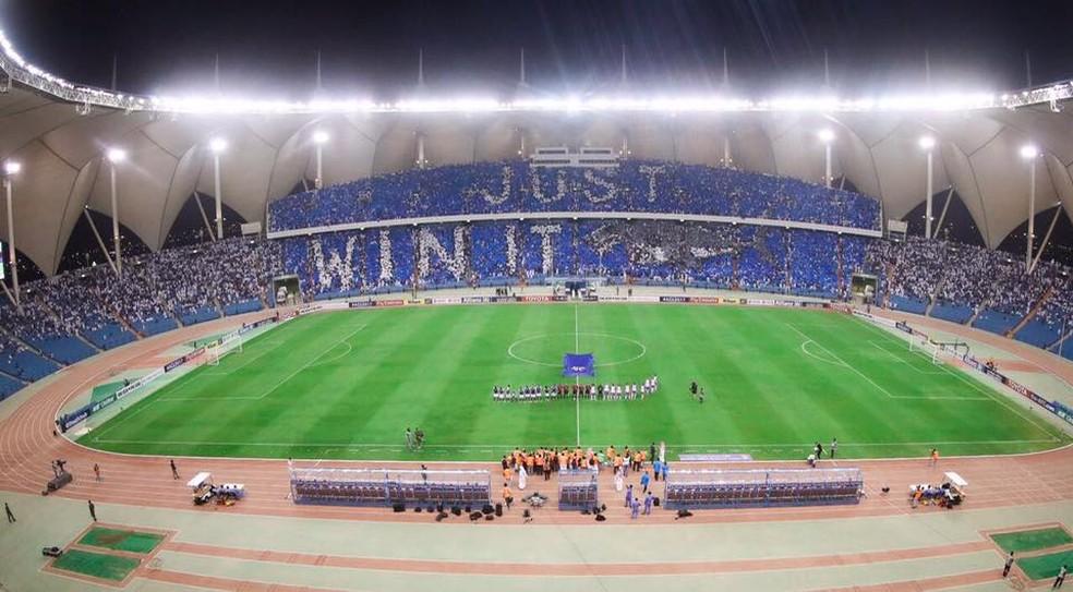 Governo saudita quer fortalecer o futebol local e está de olho no mercado brasileiro (Foto: Divulgação/Al-Hilal)