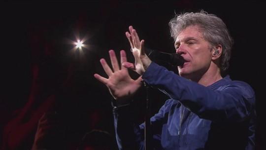 Bon Jovi se apresenta no Rock in Rio de 2019